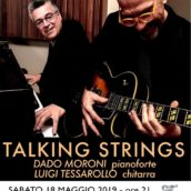 Dado Moroni e Luigi Tessarollo al Jazz Club di Bergamo