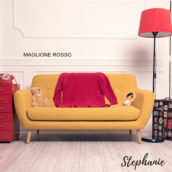 """""""Maglione Rosso"""" il nuovo singolo di Stephanie"""