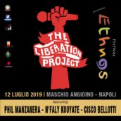 THE LIBERATION PROJECT feat. Phil Manzanera, N'Faly Kouyate, Cisco Belotti per l'anteprima del Festival Ethnos