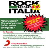 APERTE LE ISCRIZIONI per la 32/a edizione di ROCK TARGATO ITALIA