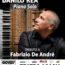 Danilo Rea piano solo, omaggio a Fabrizio de André al Teatro Acacia per Napoli Jazz Winter 2019