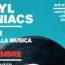 VINYL MANIACS, il nuovo evento  autunnale organizzato da DiscoDays