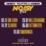 Da Gio Evan ai Subsonica, al via il 30 novembre NOISY CLUB all'Arena Flegrea di Napoli
