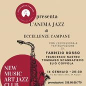 Fabrizio Bosso in concerto al New Music Art
