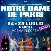 ARENA FLEGREA: Notre Dame de Paris il grande ritorno a Napoli