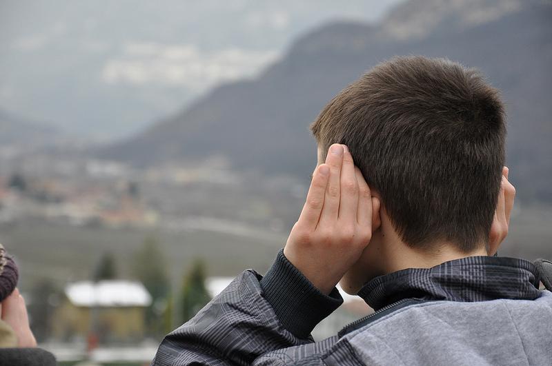 Al Castello di Beseno l'appuntamento con ALPSOUND > comporre con i paesaggi sonori
