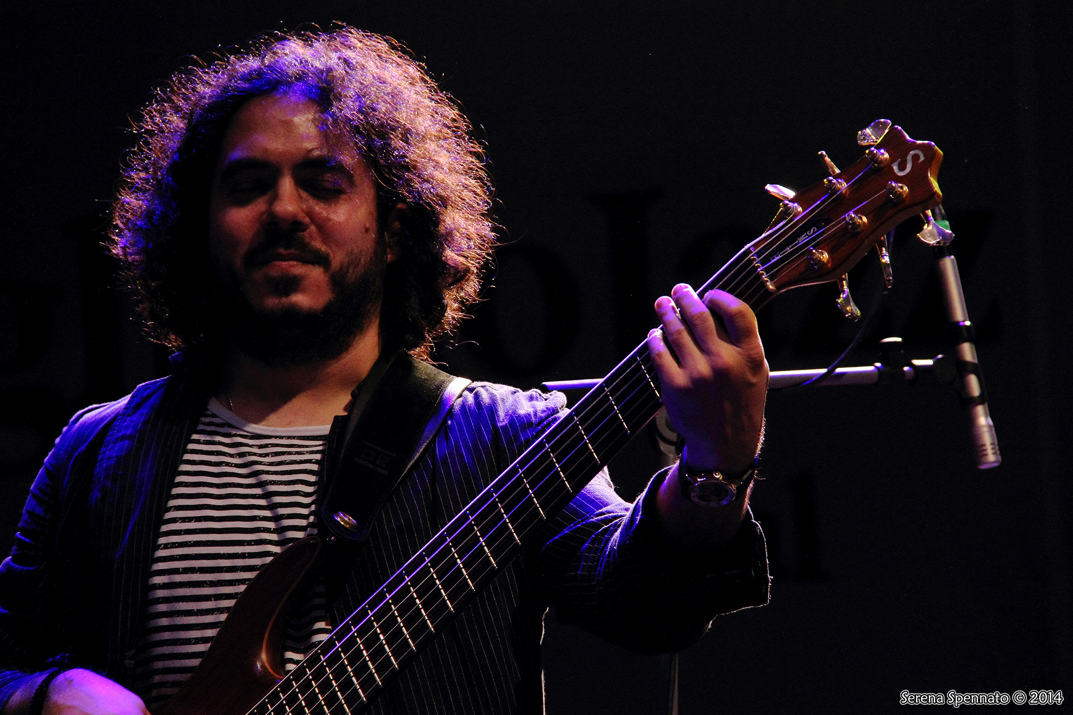 Pomigliano Jazz 2014 – Volcan: Rubalcaba, Hidalgo, Hernandez, Gola