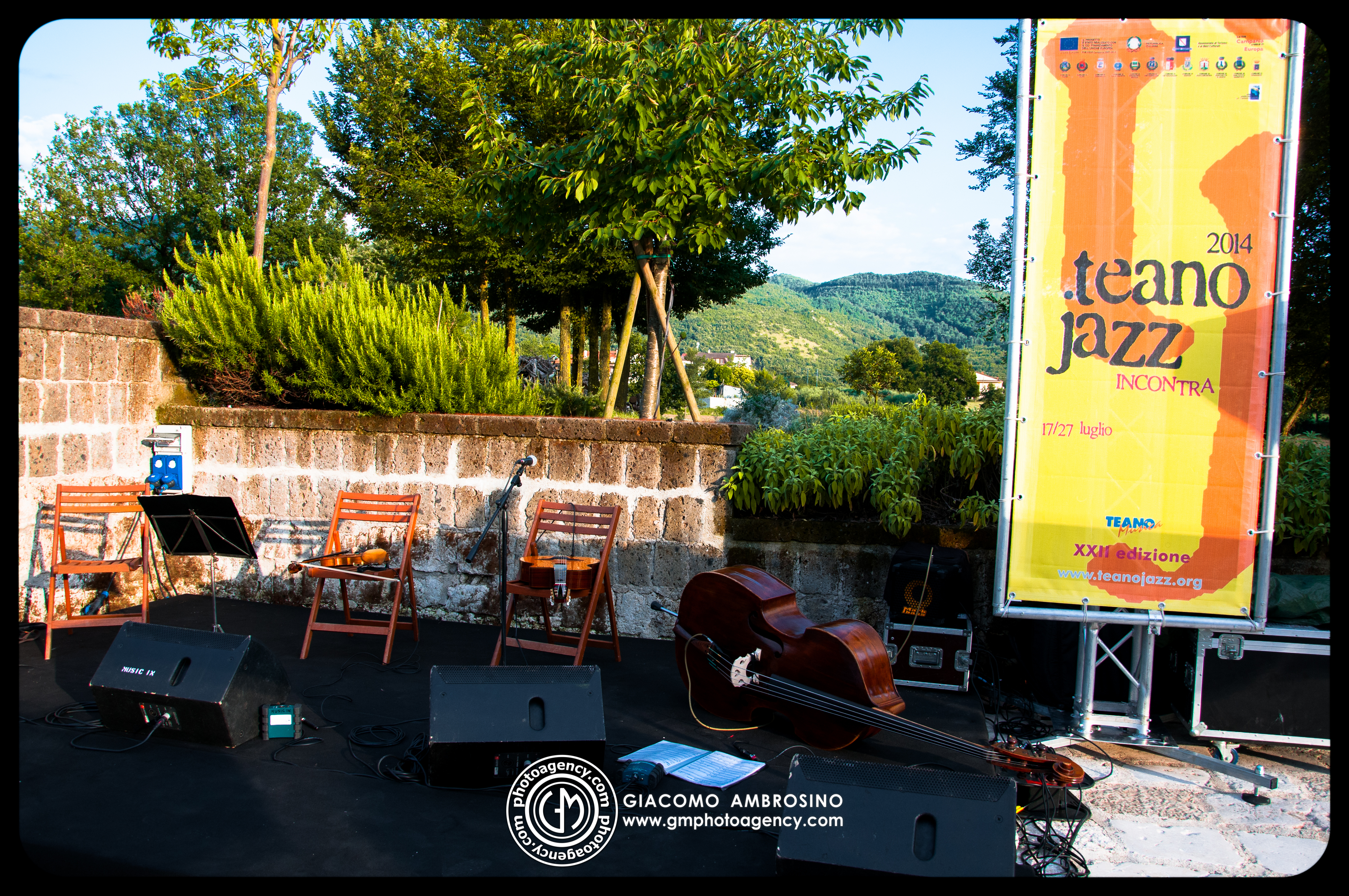 Teano Jazz 2014 – Montmartre Quartet e Nuevo Tango Ensemble (Riardo)