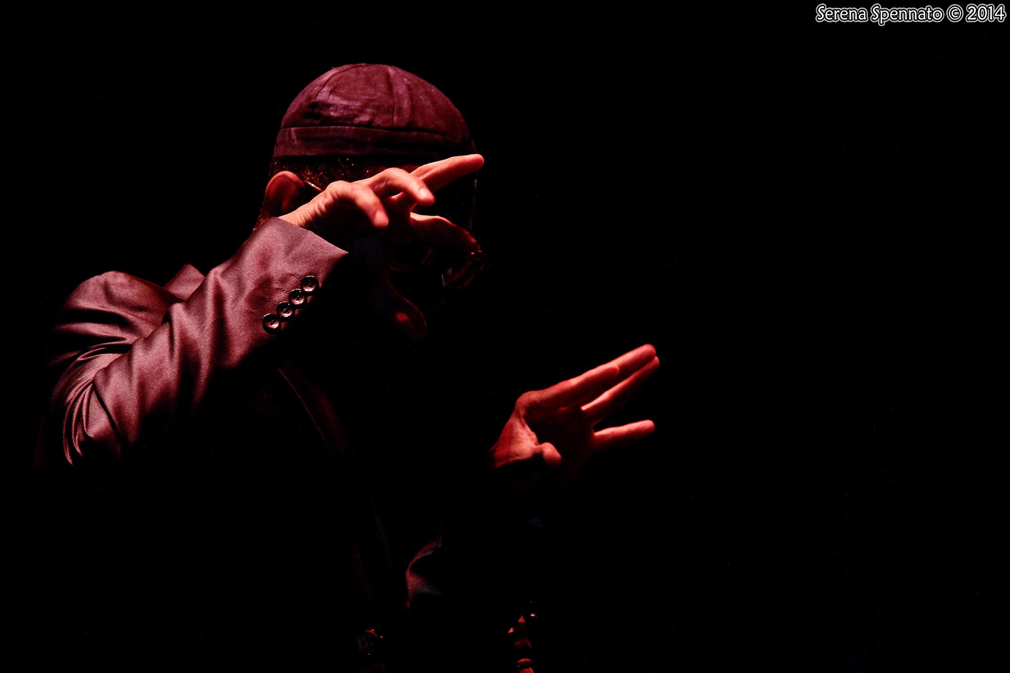 Pomigliano Jazz 2014 – Kenny Garrett quintet