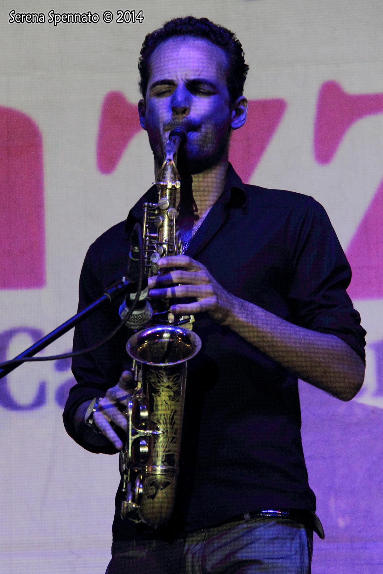 Pomigliano Jazz 2014 – Stefano Di Battista Quartet