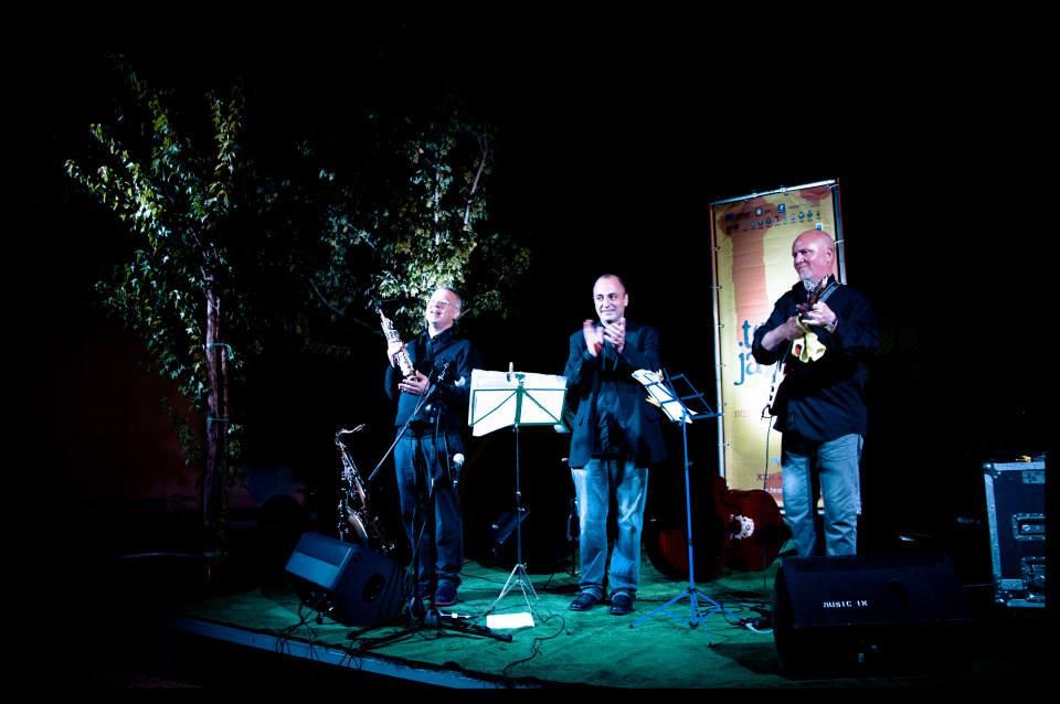 Teano Jazz 2014 – Gabriele Cohen Trio_Klezmer Night_