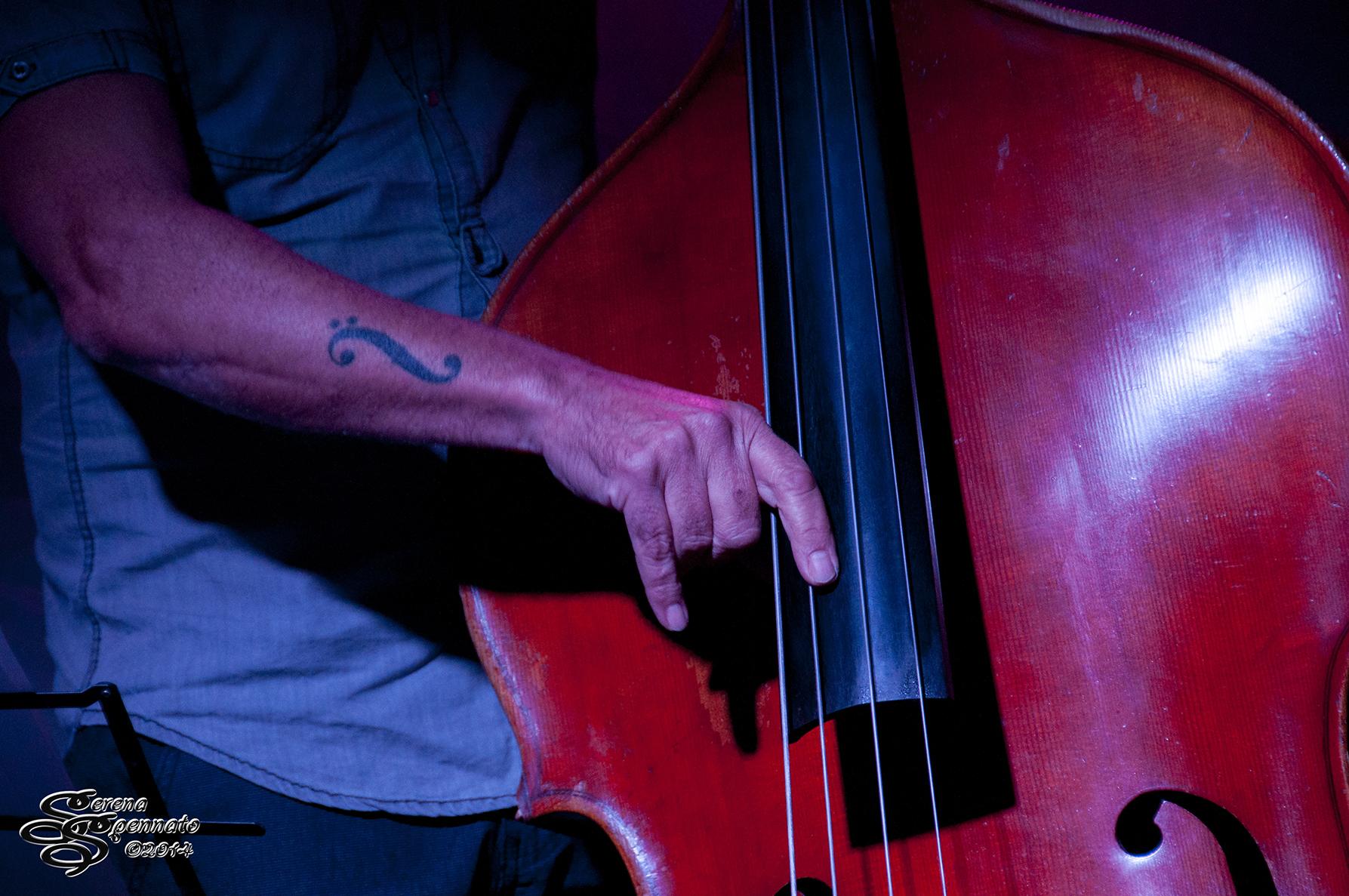 White Angel Jazz Experience (vol.1): Mario Nappi Trio (feat. Aldo Vigorito)