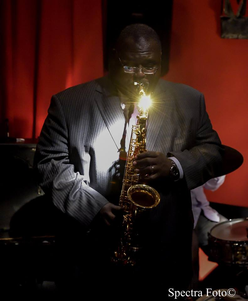 SHERMAN IRBY & MMT TRIO Live At New Around Midnight Jazz Club