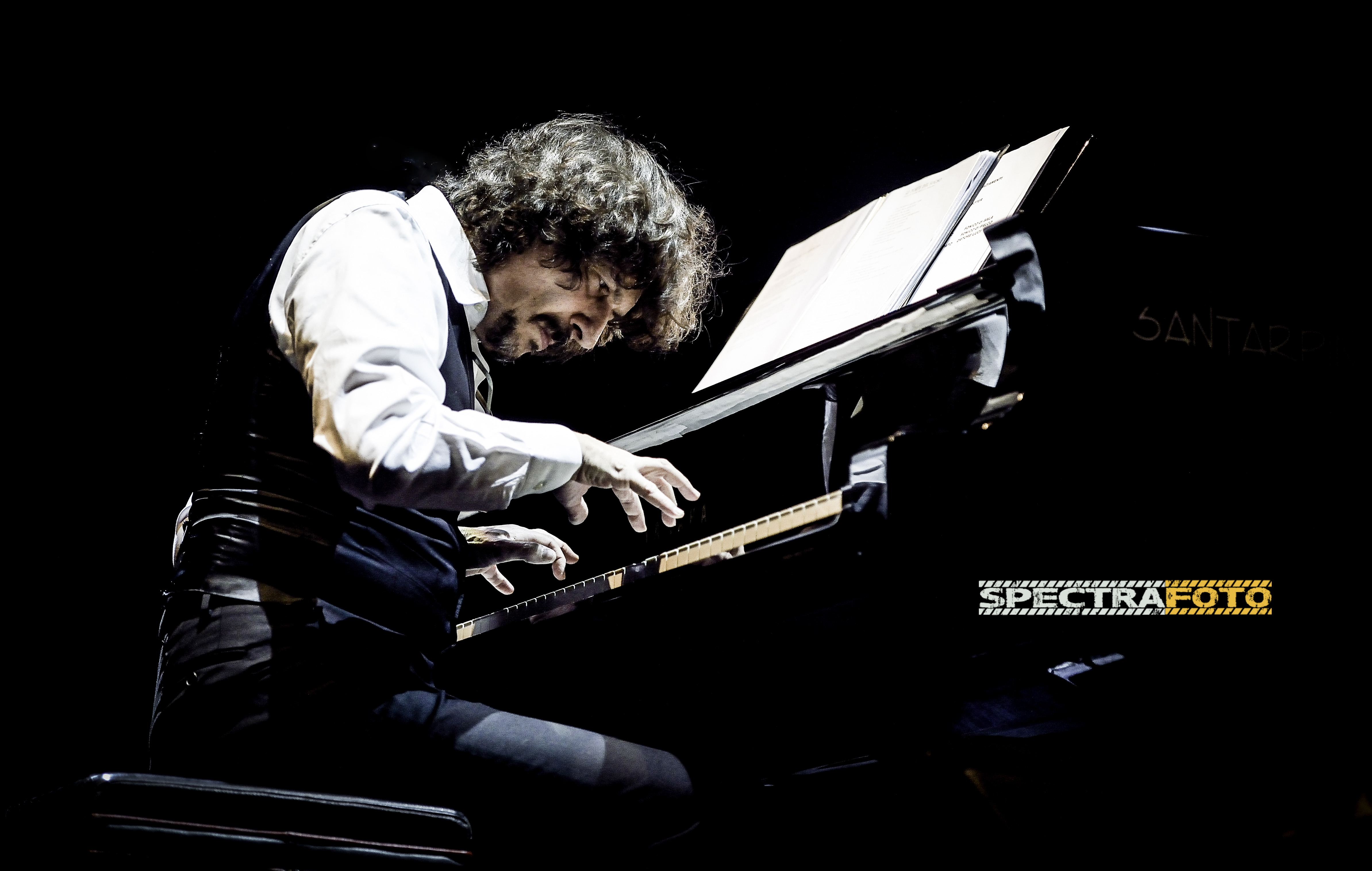 NAPOLI JAZZ WINTER 2015 –  SERGIO CAMMARIERE – live 2015