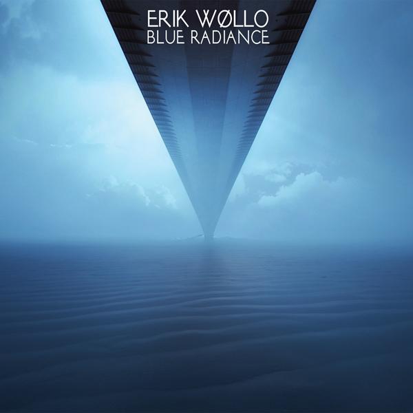 Erik Wøllo – Blue Radiance (cover)