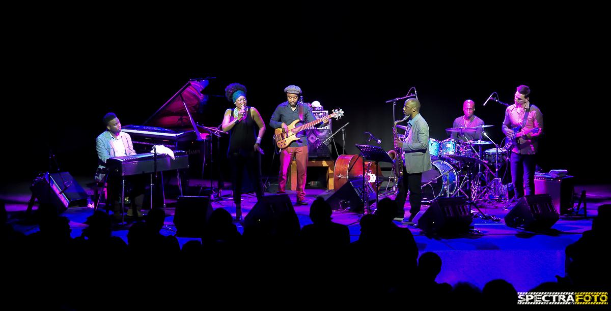 AMEEN SALEEM@Roma Jazz Festival 2015