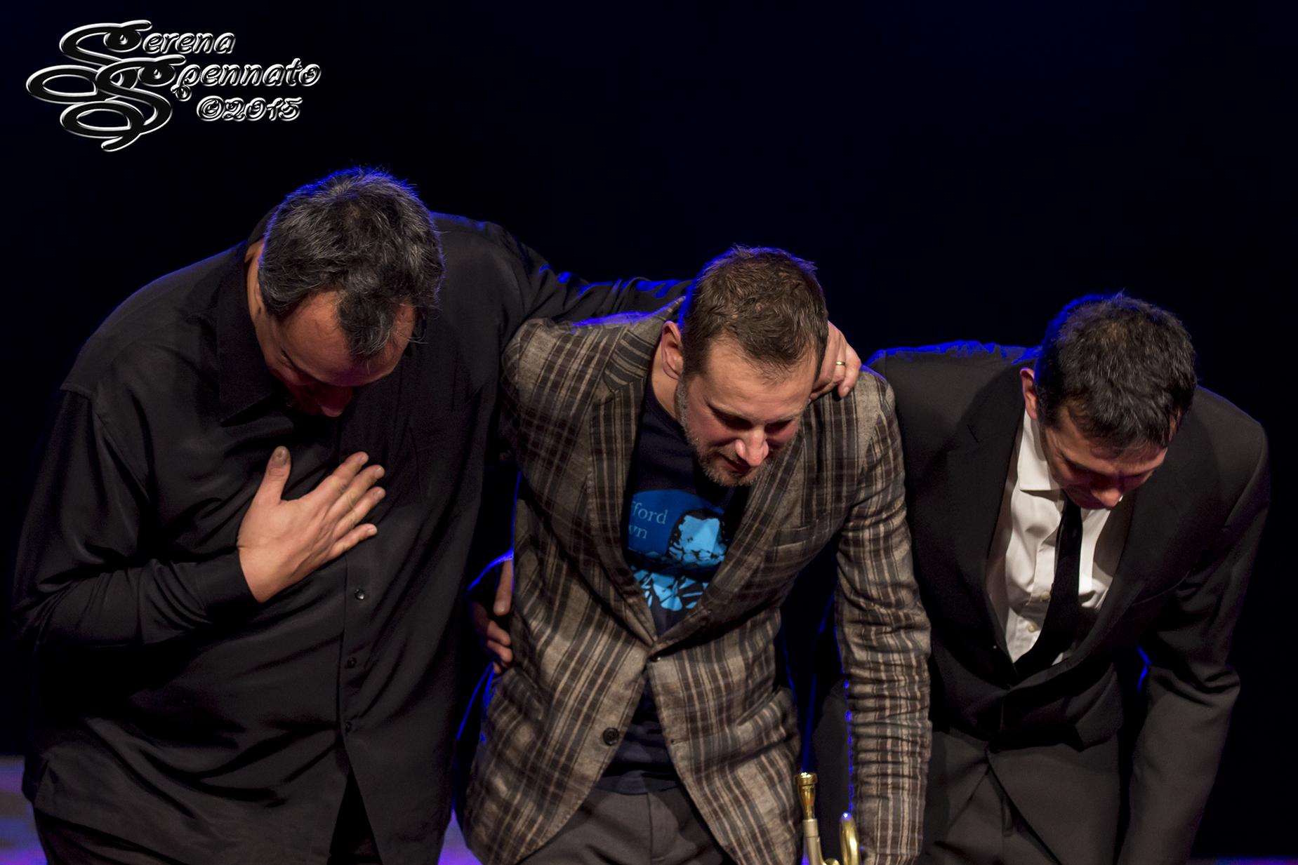 Fabrizio Bosso Spiritual Trio@Teatro Plauto, Caserta