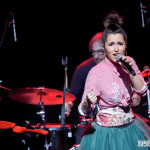 Serena Brancale 5tet@Auditorium Parco della Musica di Roma