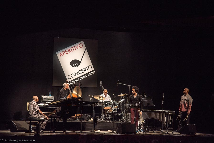 MUHAL RICHARD ABRAMS QUINTET@ Teatro Manzoni, Milano
