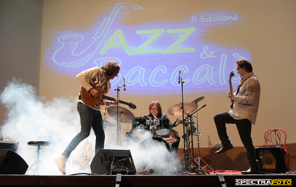 Antonio Onorato Trio@Teatro Summarte, Somma Vesuviana (NA)