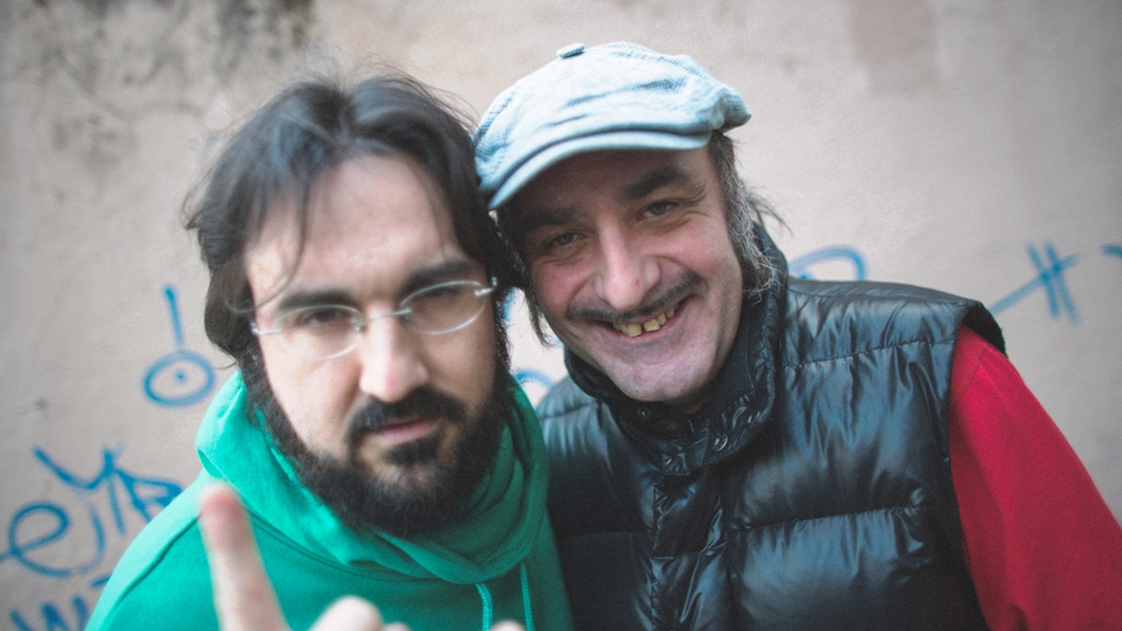 Piotta e Tonino Carotone