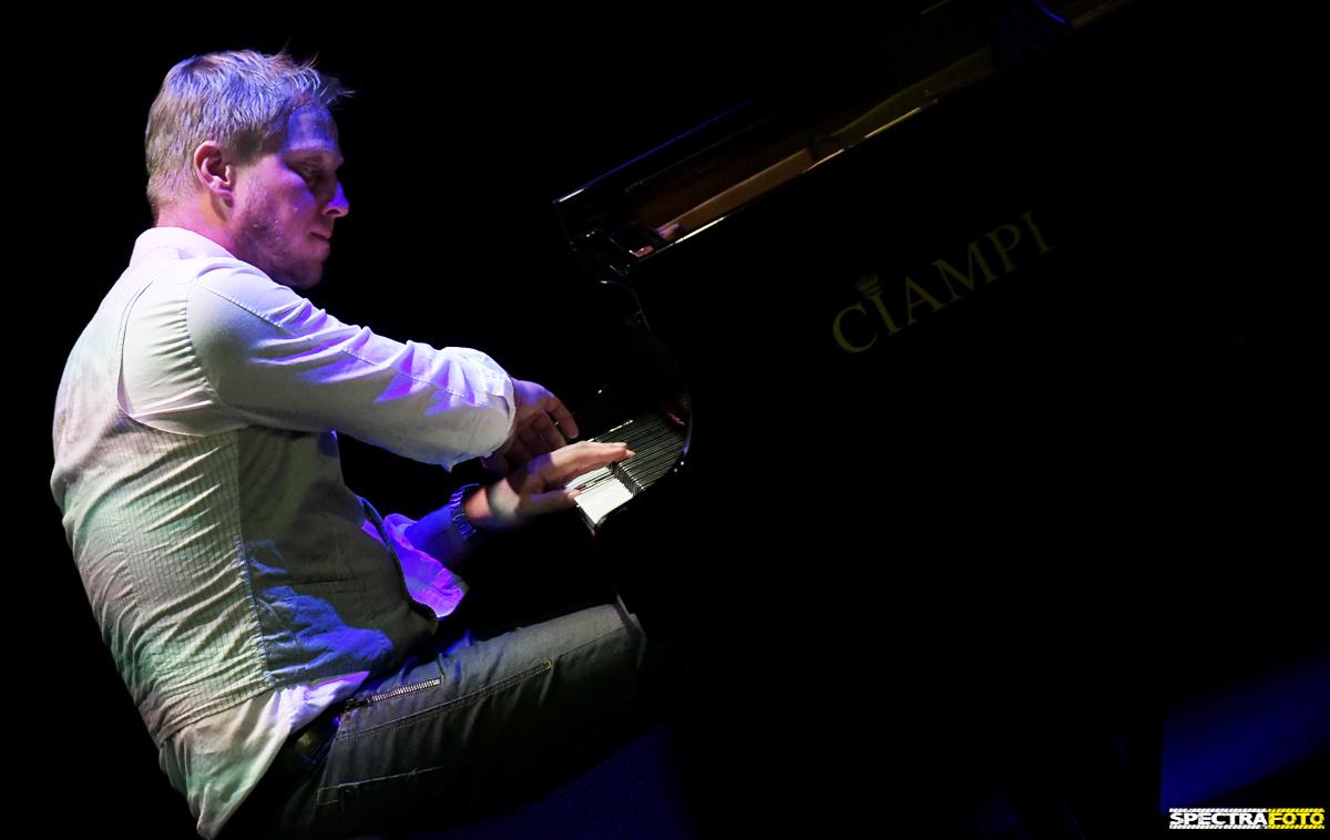 Martin Tingvall@Auditorium Parco della Musica, Roma