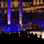 Ezio Bosso@Premio Civitas 2016, Tempio di Serapide (Pozzuoli)