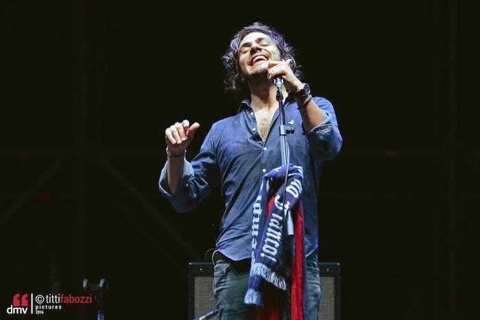 Jack Savoretti @Arena Flegrea, Napoli