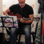 PAOLO SASSANELLI,  LUCA PIROZZI E MUSICA DA RIPOSTIGLIO | Django, la leggenda del plettro d'oro