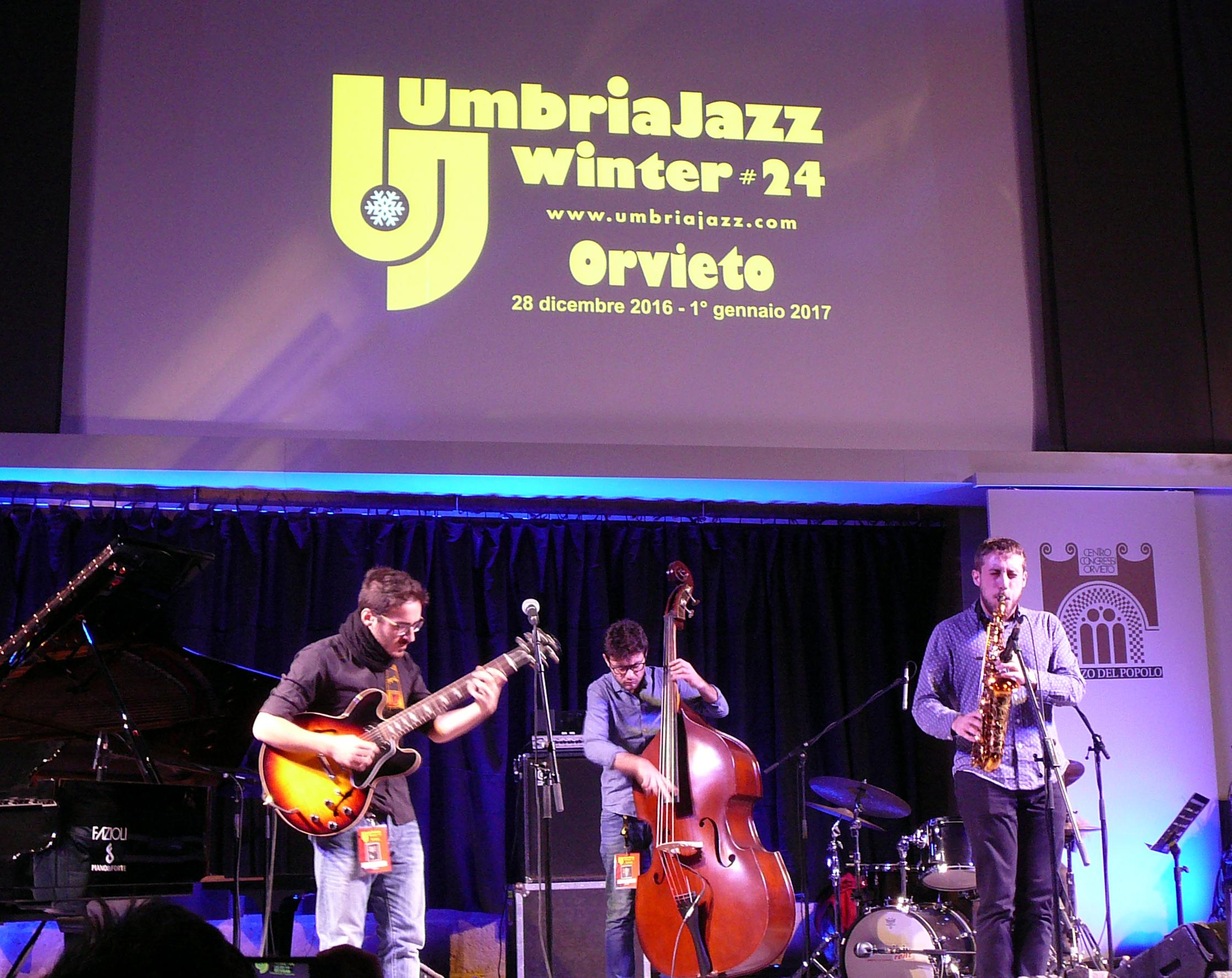 E' partita la XXIV edizione di Umbria Jazz Winter!