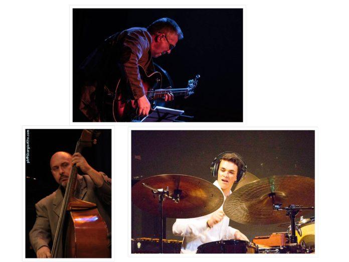 Tessarollo Zunino Repola Jazz Trio
