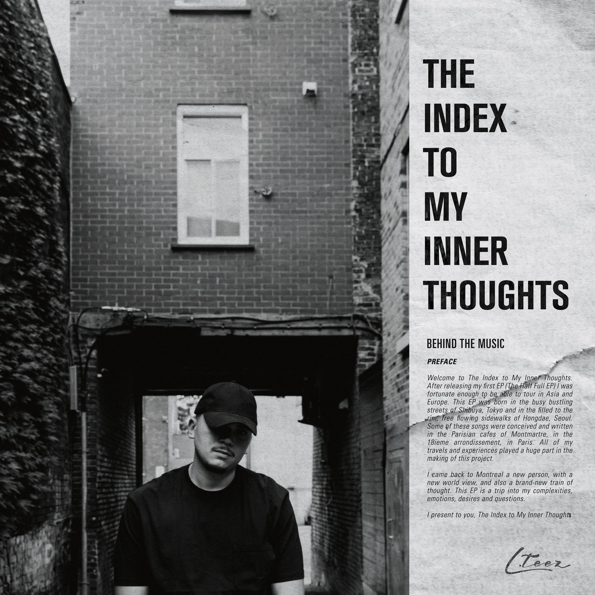 L.TEEZ   The Index To My Inner Thoughts - Sound Contest